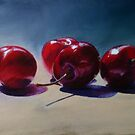 New Season Cherries by Trevor Osborne