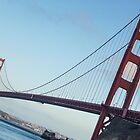 Golden Gate Bridge by Ian Phares
