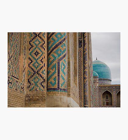 Registan columns Photographic Print