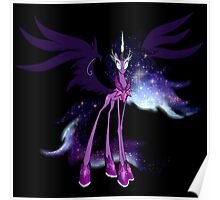 My Little Pony - MLP - Nightmare Twilight Sparkle Poster