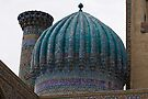 Crinkled dome, Registan by Gillian Anderson LAPS, AFIAP
