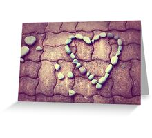 Heart - JUSTART © Greeting Card