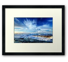 Splash & Splash Framed Print