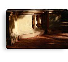 Sandstone Architecture Canvas Print