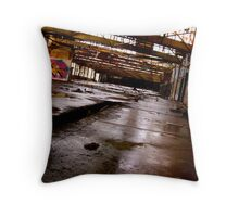 Space and Light, After the Rain Throw Pillow