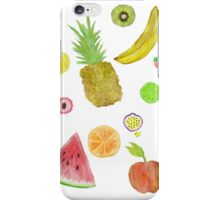 Fruit Fight! iPhone Case/Skin