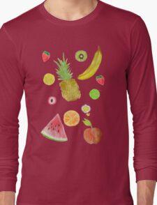 Fruit Fight! Long Sleeve T-Shirt
