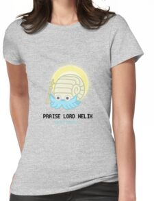 Lord Helix Womens Fitted T-Shirt