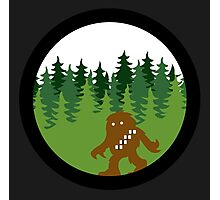 Wookabout - Solo Space Ape -  Color Version Photographic Print