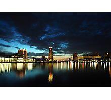 Hillsborough river Photographic Print