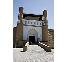 Bukhara Ark Photographic Print