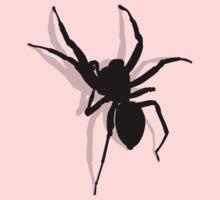 Spider, Man! Baby Tee