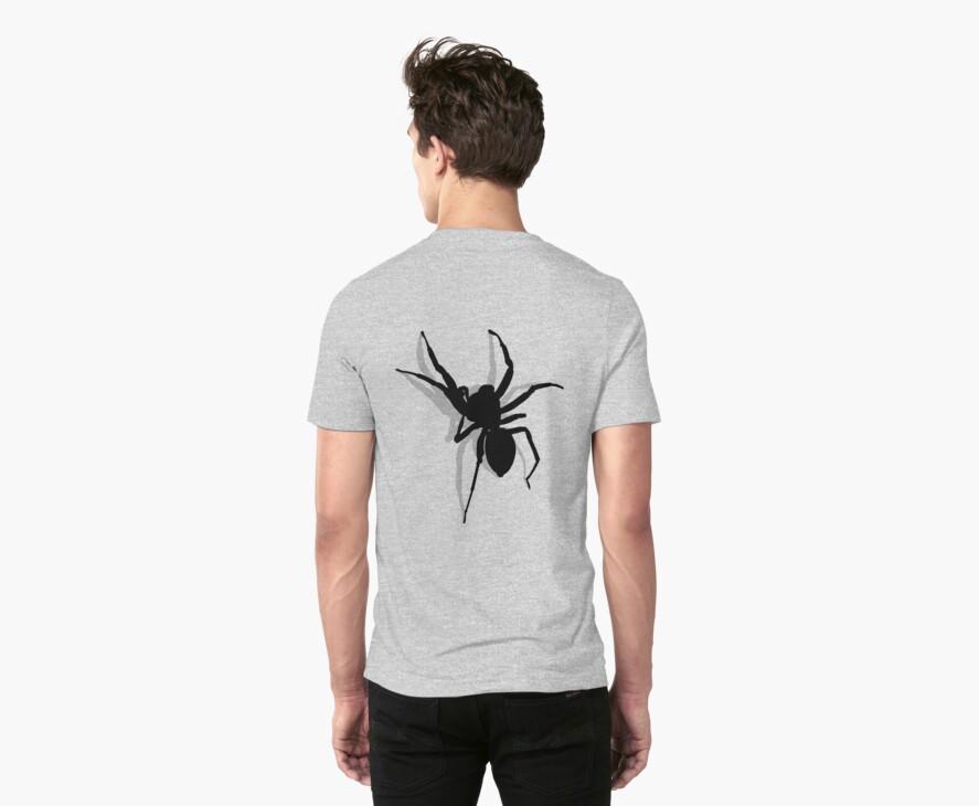 Spider, Man! by Ersu Yuceturk
