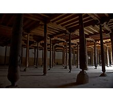 Jameh Mosque Khiva Photographic Print