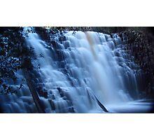 Mystical Dip Falls Photographic Print