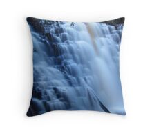 Mystical Dip Falls Throw Pillow