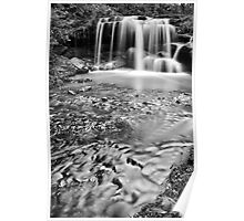 Sydney waterfalls - Hunts Creek #2 Poster
