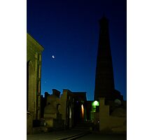Khiva early dawn Photographic Print