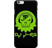 DJ J-RG Skull Logo iPhone Case/Skin