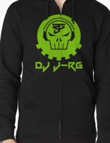 DJ J-RG Skull Logo T-Shirt