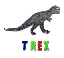 T-Rex by suranyami