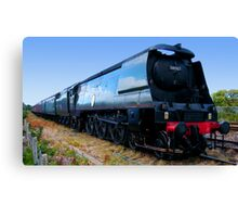 Tangmere. A Southern 'Spam Can' . . .  Canvas Print