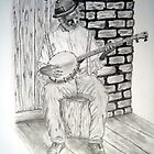 The Banjo Man by Andy  Morris