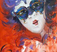 I am watching you... by Ivana Pinaffo
