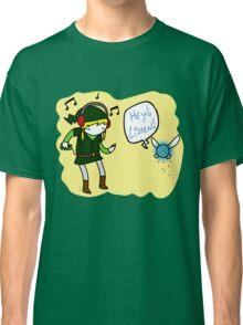 Hey Listen!! Classic T-Shirt