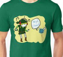 Hey Listen!! Unisex T-Shirt