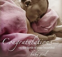 Newborn Baby Girl Remembering Her Brother by CarlyMarie