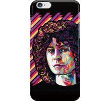 Myth, legend, tyrannosaurus of glam, Marc Bolan iPhone Case/Skin