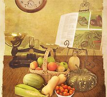 Autumn Harvest by Linda Lees