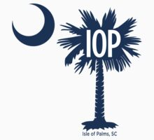 Isle of Palms Destination Palmetto Moon by PalmettoTrading