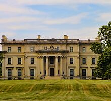 Vanderbilt Mansion by Pamela Phelps
