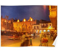 Cusco Night Life- An Evening at Paddy's Pub  Poster