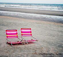 Gone to the Beach by Corinne Buescher