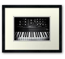 Viva la musica - four Framed Print