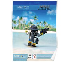 MNU diving suit 3 Poster