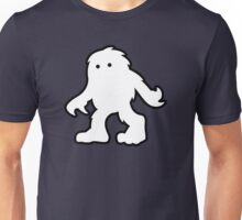the Yeti - Design by NoirGraphic. Unisex T-Shirt