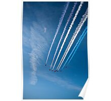 The Red Arrows Poster