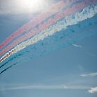 The Red Arrows by Mark Anderson