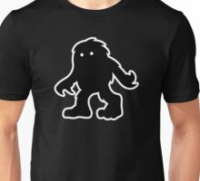 Bigfoot After Dark - Design by NoirGraphic. Unisex T-Shirt