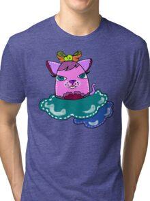 Cloud Tee Tri-blend T-Shirt