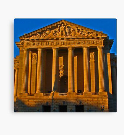 Federal Building - Washington, DC Canvas Print