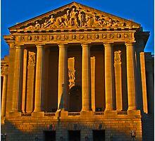 Federal Building - Washington, DC Photographic Print