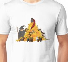 Despicable Hobbit... & Dwarfs  Unisex T-Shirt