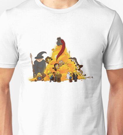 Despicable Hobbit... & Dwarfs  Unisex T-Shirt