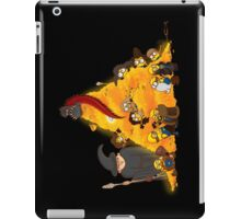 Despicable Hobbit... & Dwarfs  iPad Case/Skin