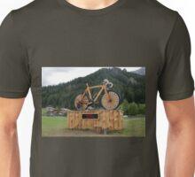 The Dolomites Marathon (Maratona dles Dolomites) Unisex T-Shirt